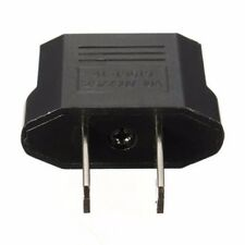 1pc EU Europe to US USA AC Power Plug Converter Travel Adapter Wall Charger