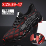 Men's Sports Sneaker Casual Breathable Fashion Outdoor Athletic Running Shoes