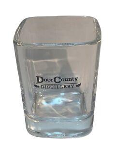 SHOT GLASS -  Door County Distillery New