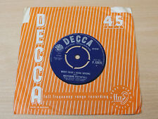 "Marianne Faithfull/What Have I Done Wrong/1965 Decca 7"" Single"