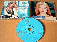 JESSICA SIMPSON Sweet Kisses 1999 CD TOP! rare oop USA GIRL POP SEX Bonus Track