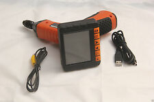 ENT CAMERA VIDEO BOROSCOPE NDT CAMERAS 3.5 INCH SCREEN 3.9MM TO 17MM SALE