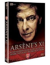 Arsenal - Arsene's Eleven [DVD]  BRAND NEW SEALED FREEPOST