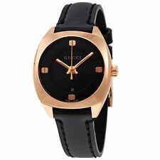 Reloj De Cuarzo Gucci YA142509 para mujer GG2570 Negro