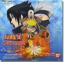 Naruto Shippuden Card Game Broken Promise Booster Box 24 Packs Toy Play New