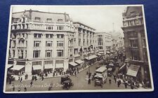 POSTCARD: LONDON OXFORD CIRCUS AND OXFORD STREET: UN POSTED