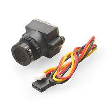 Telecamera Mini FPV 1000TVL 2.8mm 3MP PAL / NTSC con supporto angolare per Drone
