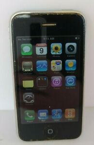 Apple iPhone 3G - 16GB - Black AT&T (Unlocked) A1241 (GSM)