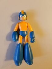 "2004 MegaMan 3"" Jazwares Mini Action Figure Capcom MegaMan Mega Man"