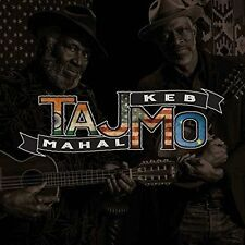 TajMo - Taj Mahal & Keb' Mo' (CD, 2017, Concord) - FREE SHIPPING