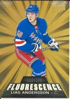 2018-19 Upper Deck Fluorescence #F-16 Lias Andersson 025/150