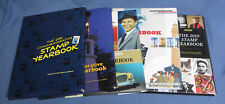 Commemorative Stamp Yearbooks 2006-10 Complete with Sealed Stamps