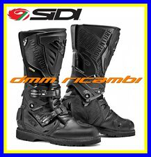 Stivali Turismo SIDI ADVENTURE 2 Gore-Tex Nero Tg.43 Moto Enduro ATV Quad