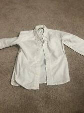 Boys, Old Navy, White, Button Down Shirt, Xs. Great For School Uniforms!