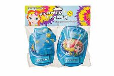 Titan Bicycles Flower Power Girls Multi-Sport Pad Set