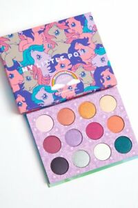 Colourpop MY LITTLE PONY Eyeshadow Palette New 100% AUTHENTIC Ship Fast