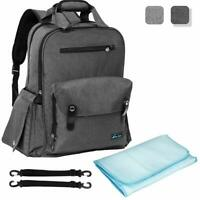 Baby Diaper Bag Backpack for Mom Maternity Travel Large Capacity Multifunction