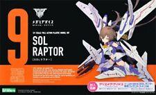 Kotobukiya Megami Device #09 Sol Raptor Model Kit Kp475 In Stock Usa Seller