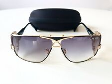 vintage CAZAL 955 black Germany rare sunglasses case 80s 90s HipHop 951 963 968