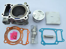 Oversize cylinder for Honda CBR 125, with racing camshaft + cylinder gasket