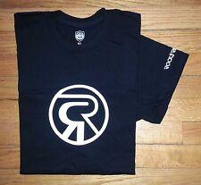 3045s NWOT XL Black White ROCK & REPUBLIC Designer Graphic T-Shirt!