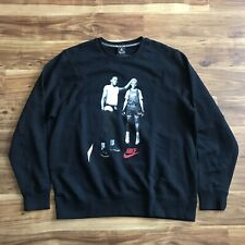 New Air Jordan Retro Son of Mars Spizike Crewneck Sweater Men's Size 2XL