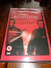 NEW SEALED THE NEGOTIATOR DVD ACTION MOVIE SAMUEL L JACKSON KEVIN SPACEY