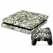 Façades, coques et autocollants pour jeu vidéo et console Sony PlayStation 4