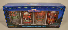 Christmas Vacation Movie 4 Beer 16 oz Pint Glass Box Set