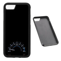 Rev Counter Petrol head RUBBER phone case Fits iPhone