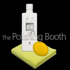 Autoglym Metal Polish Brass Copper Stainless 325ml with Microfibre & Applicator