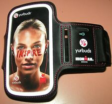 Yurbuds Sport Armband iPhone 4/4s/5/5s/5c, iPod, Galaxy S2/S3/S4, with REFLECTOR