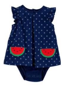 Carter's Baby Girl's One Piece Romper Jumpsuit