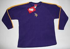 NFL Minnesota Vikings Reebok Womans Fleece Jacket New Old Stock w/ Tags Sz S