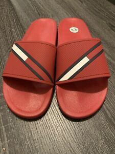 Tommy Hilfiger Slides Men Size 13