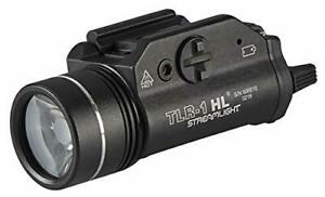 Streamlight 69260 TLR-1 HL 1000-Lumen Tactical Weapon Mount Light With Rail L...