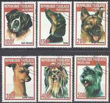 Timbres Chiens Togo 1688N/T o lot 26581