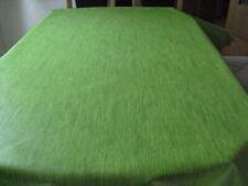 Ovale Tischdecken in Grün