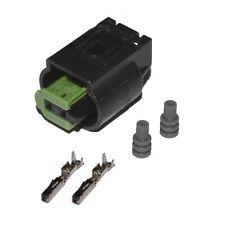 Stecker 2-polig Reparatursatz MQS weiblich 1-967644-1 968405-1 für BMW Crimp