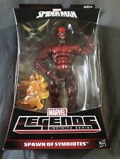 "Marvel Legends Spawn of Symbiotes 6"" Action Figure Hasbro 2013 Toxin Nib"