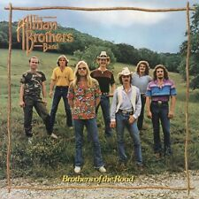 THE ALLMAN BROTHERS BAND - BROTHERS OF THE ROAD   VINYL LP NEW!