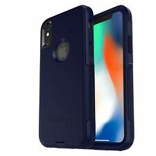 Otterbox COMMUTER SERIES Case for iPhone X / XS (ONLY) - Indigo Way