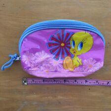 Vintage Tweety Bird Cosmetic Bag