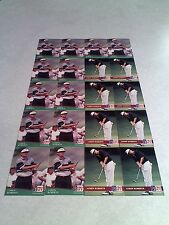 *****Loren Roberts*****  Lot of 37 cards.....6 DIFFERENT / Golf