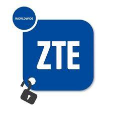 Unlock Code for ZTE CONEXIS A1, DELL XCD35, GLOBAL Z3, KIS 2 MAX, KIS Q, MERCURY
