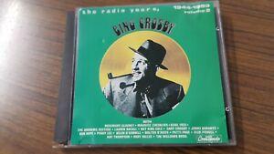 Bing Crosby - The Radio Years 1944 - 1953  - CD. - good condition