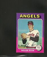1975 Topps # 500 Nolan Ryan Ex-Mt
