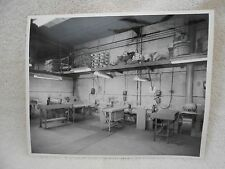 Vintage Antique Ace Foundry Chicago Industrial Machine Age Factory Photograph 14
