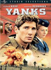 Yanks Richard Gere John Schlesinger  (DVD, 2005)