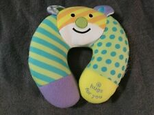 Romero Britto Bear Child Travel Neck and Head Support Pillow